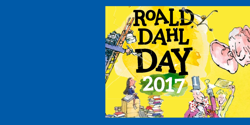You're Never Too old for Roald Dahl!