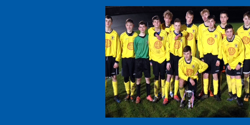 "CCSC Y11 Football Squad: Champions ""Under The Stars"""