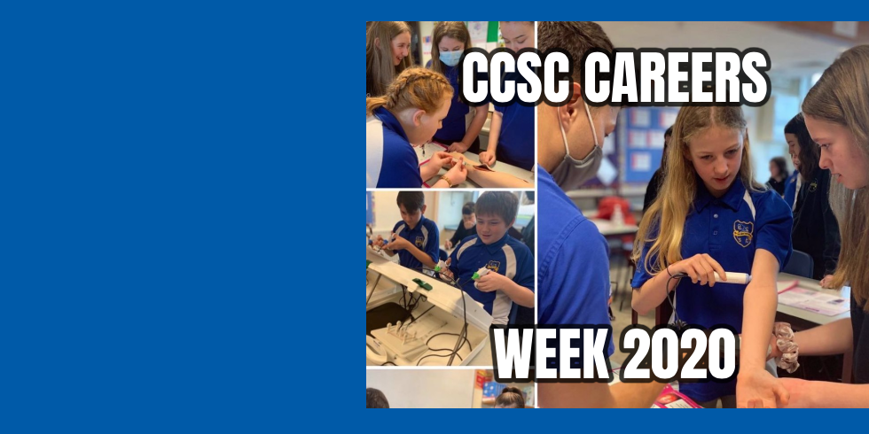 CCSC Careers Week 2020