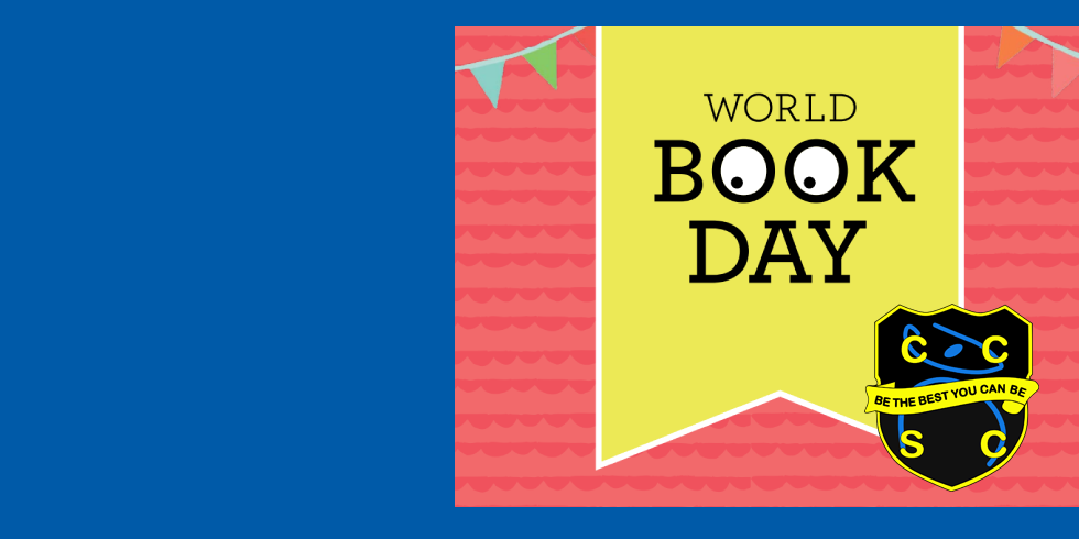 CCSC Celebrates World Book Day 2021!